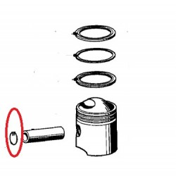 clip d'axe de piston de 20mm