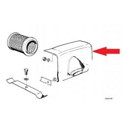carter droit de filtre  a air 8 trou