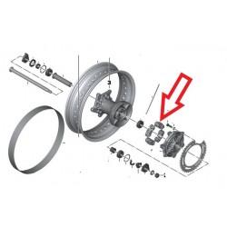 amortisseur de transmission F650/700/800