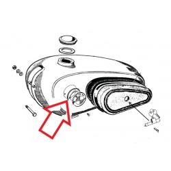 appui d'embleme de reservoir