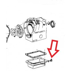vis de vidange inox  M14X1.5