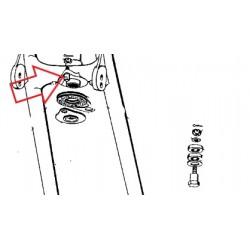 axe de frein de direction