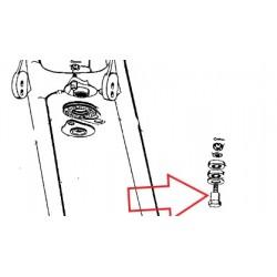 axe de fixation du frein sur le cadre