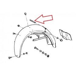 axe 6X75mm d'articulation de garde-boue