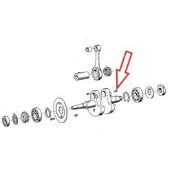 clavette 5X6.5  pour R25 et R25/2