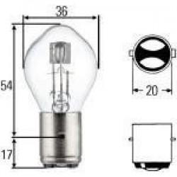 ampoule  H4     12V 35/35W