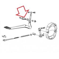 axe de pedale de frein diametre + 0.2mm