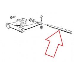 axe de roue arriere inox pour modele a disque ar