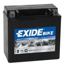 batterie 12V 12 AH   AGM