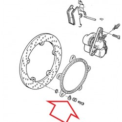 Rondelle elastique 14,2 / 21,6