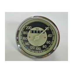 Compteur de vitesse 20-200 km/h