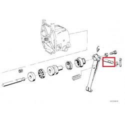 axe de levier d'embrayage boite 4 vitesse