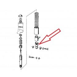 Support d'amortisseur pour BMW R50-R69S, arrière, côté gauche