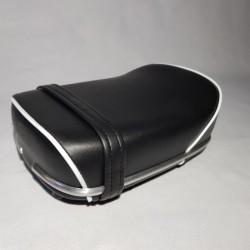 Selle puff R50 direct sur porte bagage
